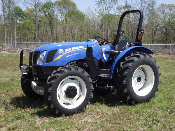 2021 New Holland WORKMASTER 70 - Tractor