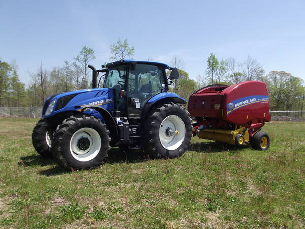 2021 New Holland T6.155 - Tractor